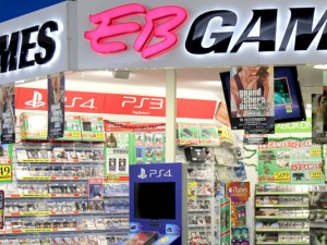 EB Games – Level 1