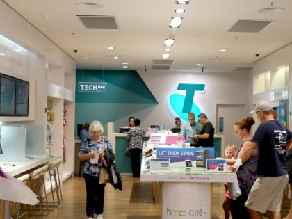 Telstra – Ground Floor
