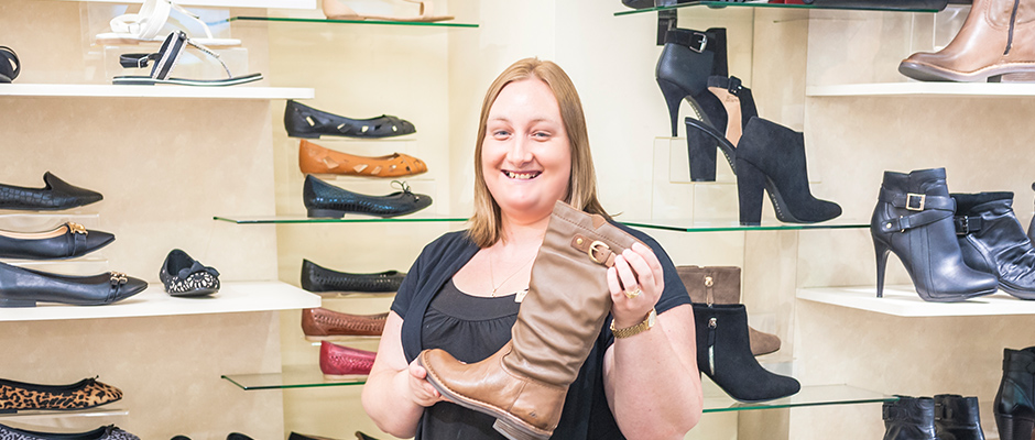 shoe shops in macquarie centre
