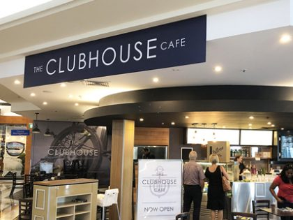 The Clubhouse Cafe – Level 1