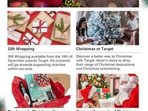 Santa. Christmas. Gifting.