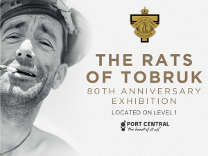 The Rats of Tobruk Exhibition